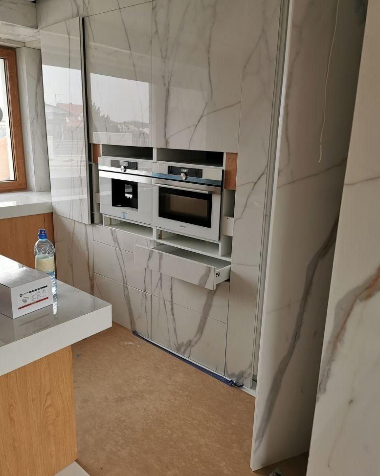 Realizacja firmy Mat-Kom w kuchni
